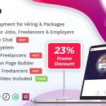 Workreap - Freelance Marketplace WordPress Theme v1.8.0