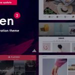 Zeen | Next Generation Magazine WordPress Theme v3.9.8.4