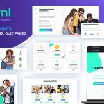 eLearni - Online Learning & Education LMS v2.0