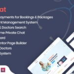 Doctreat - Doctors Directory WordPress Theme v1.3.3